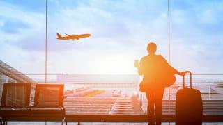 海外へ旅立つ外国人